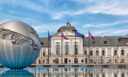 палац президента братислава