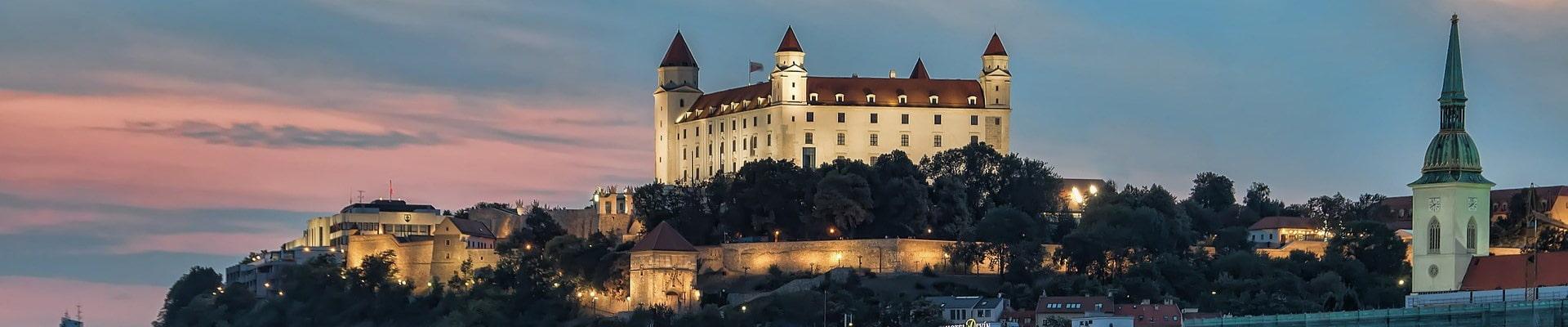 Словакия братислава