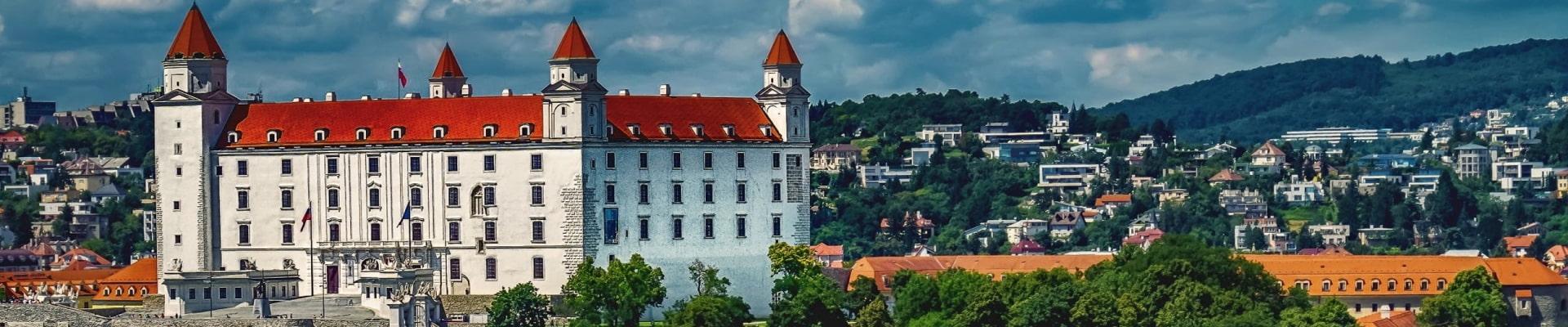Словакия братиславский град