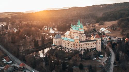 учиться в Словакии