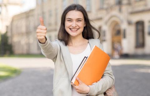 студентка в словакии